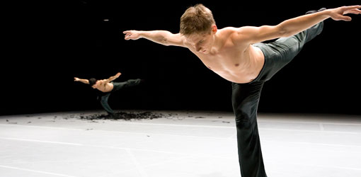 goto homepage (ecotopia dance productions: press photos Nederlands Dans Theater 2 - Said and Done)